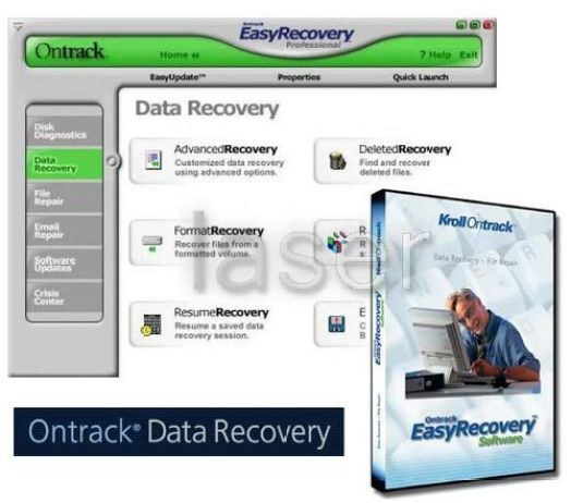 Ontrack EasyRecovery Professional 14.0.0.4 Crack + Key 2020 Free Download