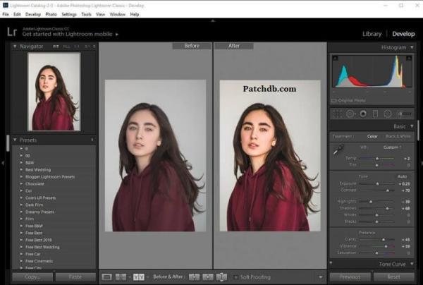 Adobe Photoshop Lightroom CC 2020 4.1 Crack + Keygen Free Download