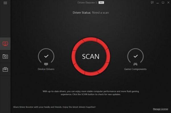 IObit Driver Booster Pro 8.1.0.276 Crack + License Key Download