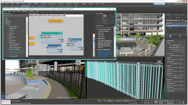 Autodesk 3ds Max Crack 2020