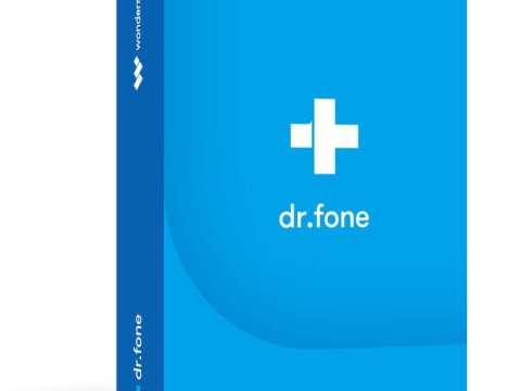 Dr.Fone 9.9.14 Crack + Serial Key [IOS+Android] 100% Working