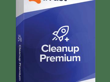 Avast Cleanup Premium 20.1.8996 Crack