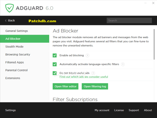 Adguard Premium Crack 7.4.3247.0 Free Download {Latest}