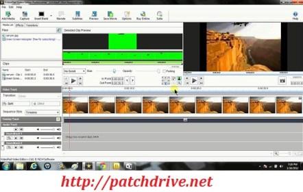 videopad video editor crack 2018
