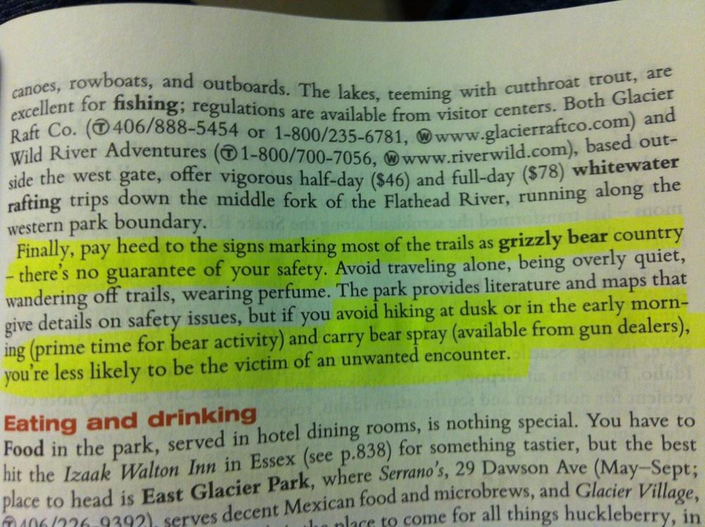 So, you want to buy bear spray? (2/6)