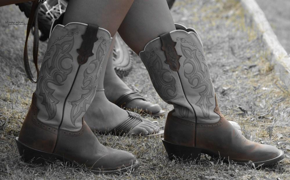 Cowboy (or Girl) up (5/6)