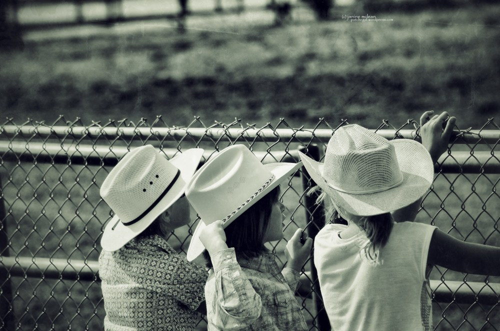 Cowboy (or Girl) up (3/6)