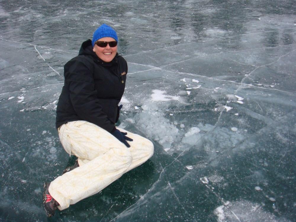6 Days - Walk on (frozen) water