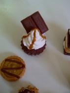 cupcakes con deco den