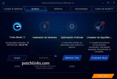 Advanced SystemCare Ultimate 14.5.0.197 With Crack [Latest 2021]