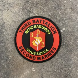 3rd Battalion 2nd Marines Betio Bastards