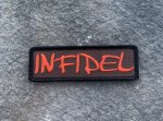 Infidel embroidered