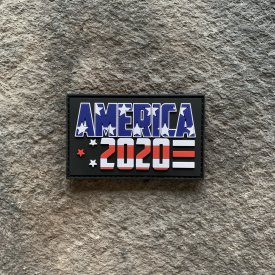 Ryan Weaver Heroes Collection:  America 2020 Patches by PatchOps