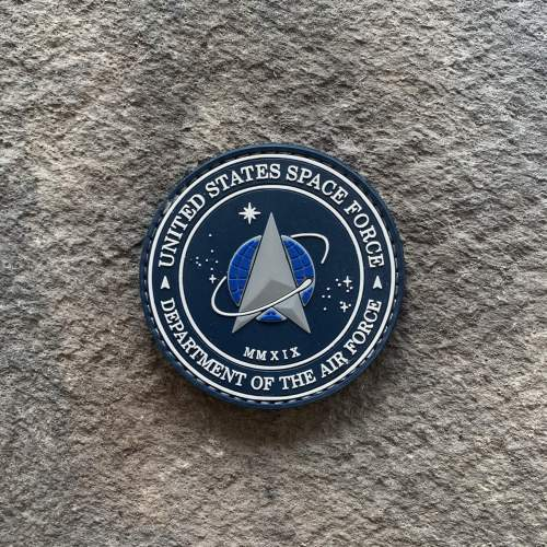 New Space Force logo