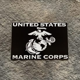 United States Marine Corps Vinyl Decal