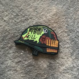 Full Metal Jacket:  Born to Kill PVC Patch