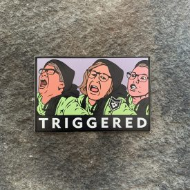 Triggered Vinyl Decal