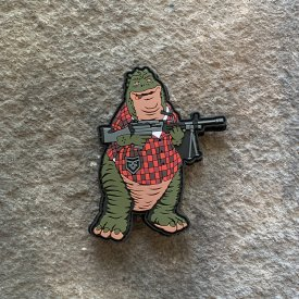 Dinosaurs:  Earl Sinclair PVC Patch