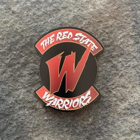 Protected: The Red State Warriors Vinyl Decal