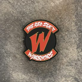 Protected: The Red State Warriors PVC Patch