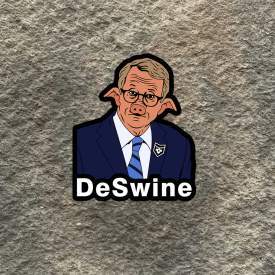 Mike DeSwine Vinyl Decal