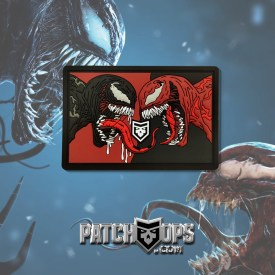 Venom Let there be carnage Morale Patch