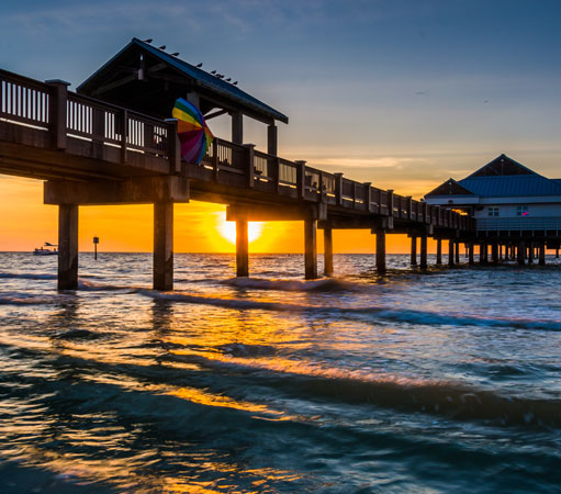Pier - Clearwater Florida