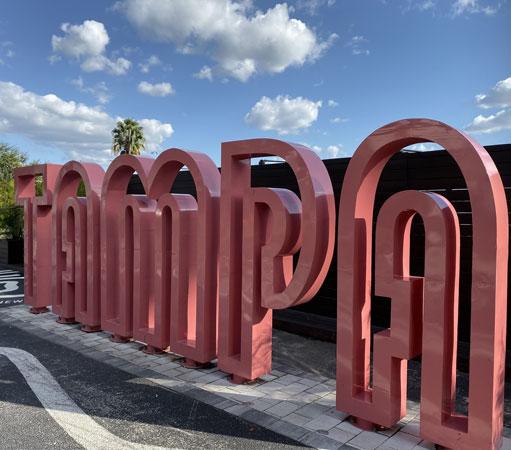 Beautiful Tampa Florida