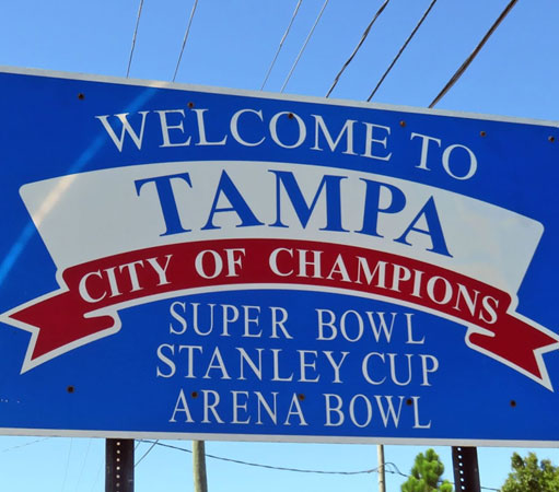 Tampa, FL - Welcome