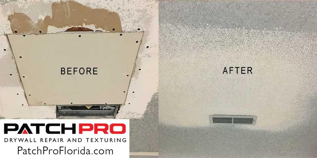 Drywall Repair Florida