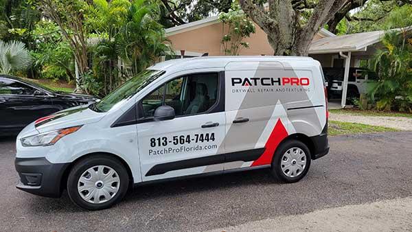 Drywall Repair - Mobile Service