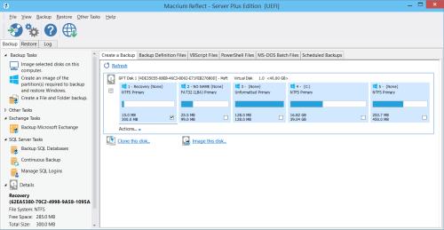 Macrium Reflect 8.0.5994 with Crack + WinPE