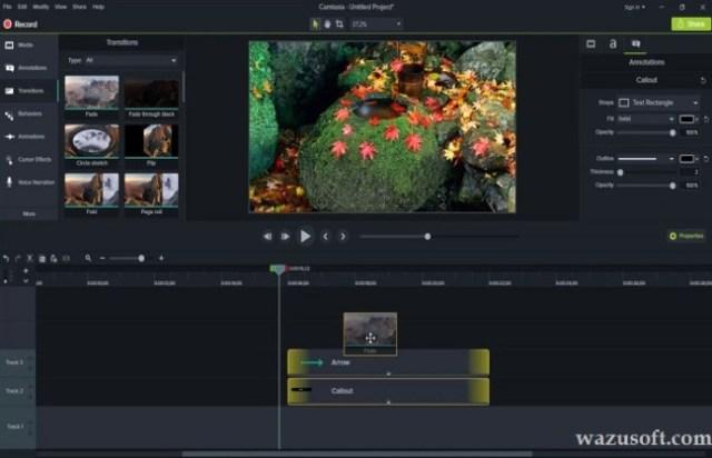 Camtasia Studio 2021.0.5 Crack & Keygen Download (Mac/Win) Latest
