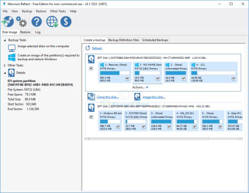 Macrium Reflect 8.0.5994 Crack - License key Free Download