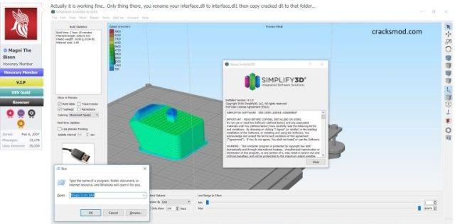 Simplify3D screenshot