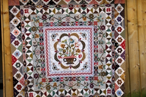 broderie perse pour quilt