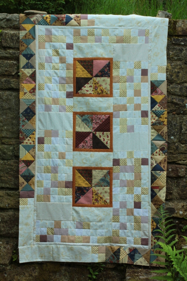 Top pour un quilts