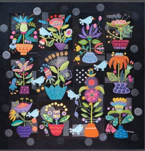 Patchwork country Sue Spargo