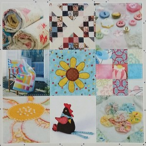 guide patchwork debutante