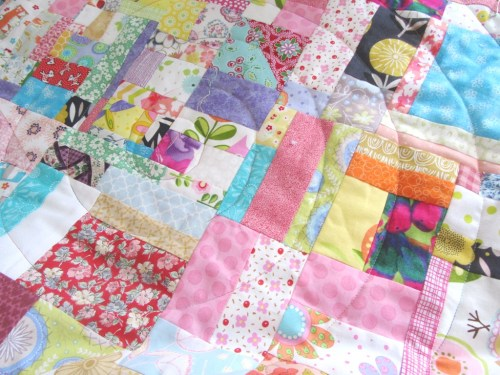 Pink Supreme Quilting by Allison Reid