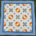 Dashes, dots and crosses finished (2) by Allison Reid