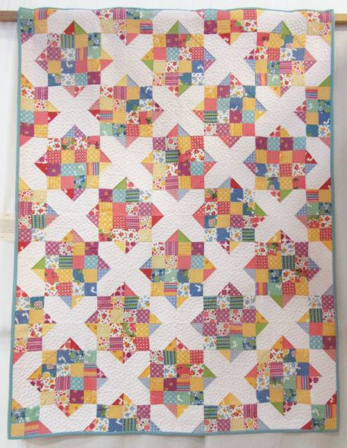 Sandown 2019 Quilt (2) by Allison Reid