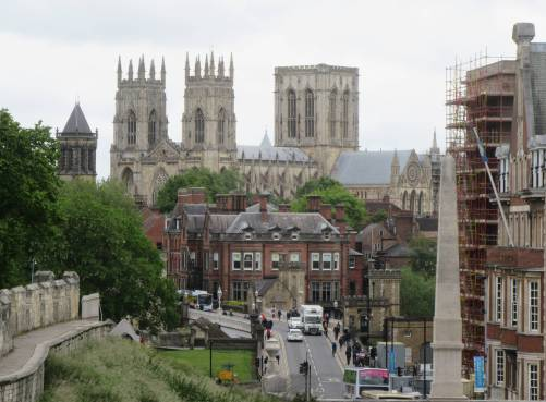 York Minster by Allison Reid