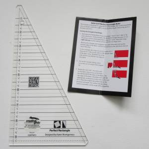 Perfect Rectangle Ruler by Allison Reid