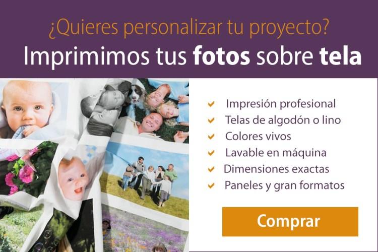 comprar fotos e imagenes estampadas en tela