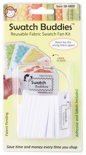 Swatch Buddies 48 Card Kit SB-4800
