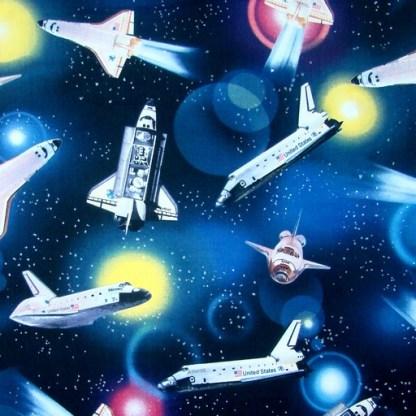 Space Shuttles - Blue 1649-23223-J