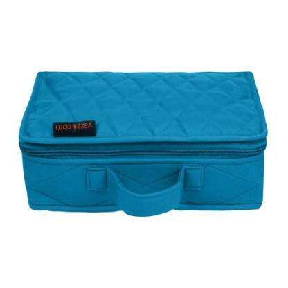 Mini Organizer - Large (Aqua)