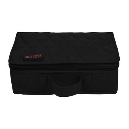 Mini Organizer - Large (Black)