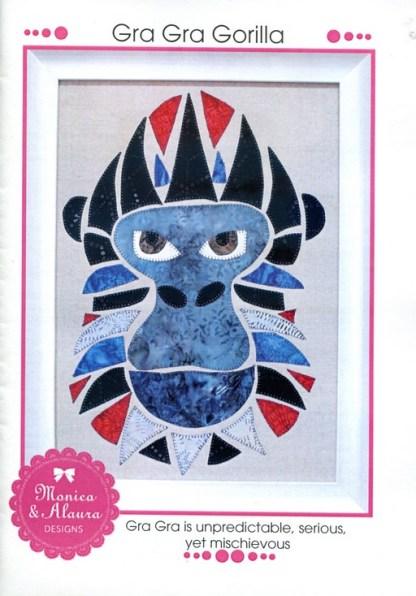 Gra Gra Gorilla Pattern